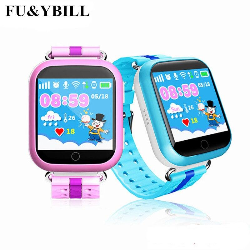 Q750 WI-FI 1.54 сенсорный экран Дети раннего обучения Смарт детские часы анти-упал сигнал SOS средства отслеживания вызовов шагомер PK Q730 q90 Q80