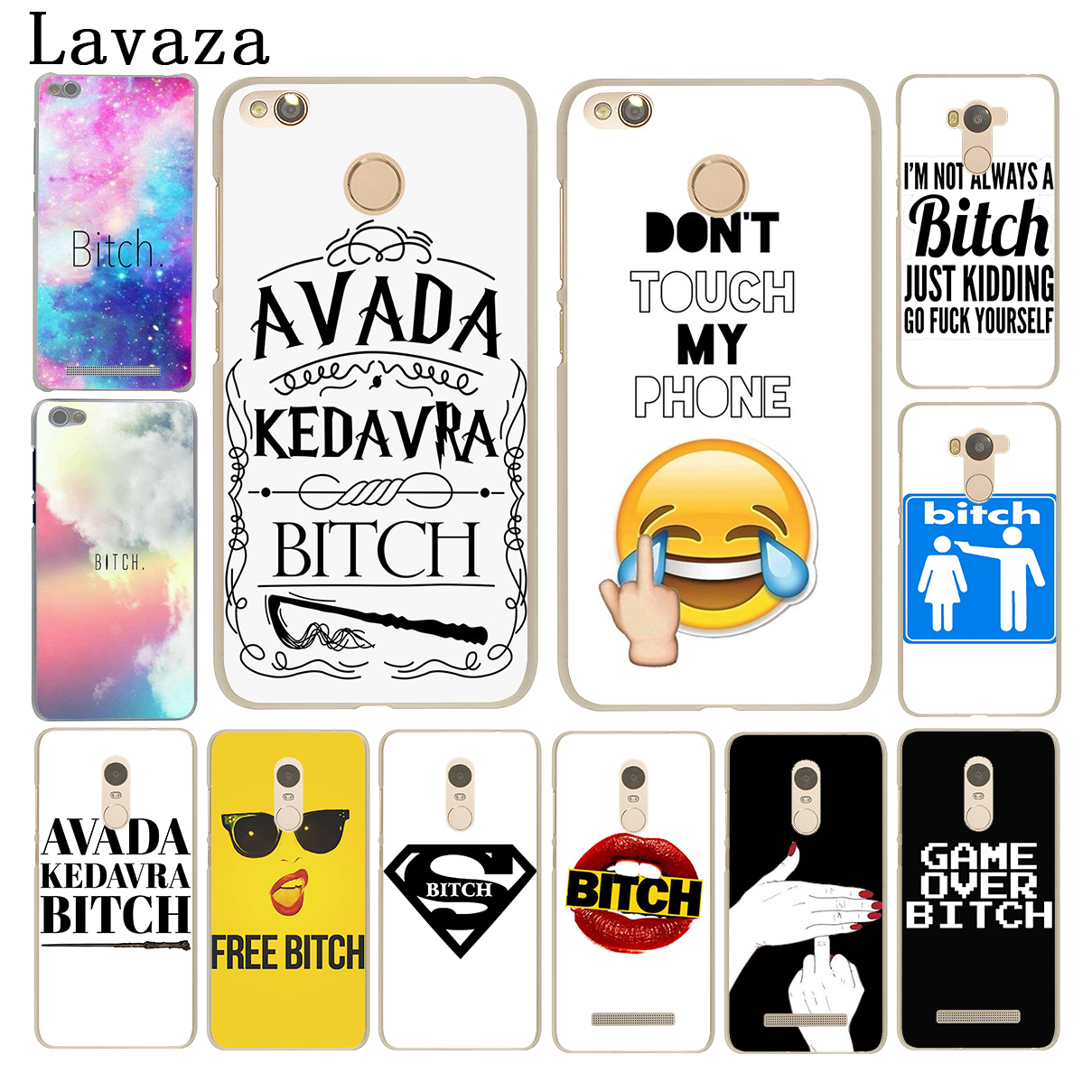 Lavaza Bitch mode on bitching Harry Potter Case for Xiaomi Mi 8 SE A1 6 5 5S 5X Mi8 MiA1 Redmi Note 4X 4A 4 Pro 5 Plus 5A Prime ...
