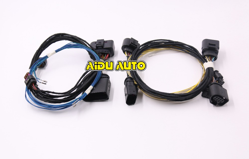 ФОТО OPS  Parking PLA Play&Plug 8K To 12K  Install Harness Cable Wire For VW Passat B7 New CC