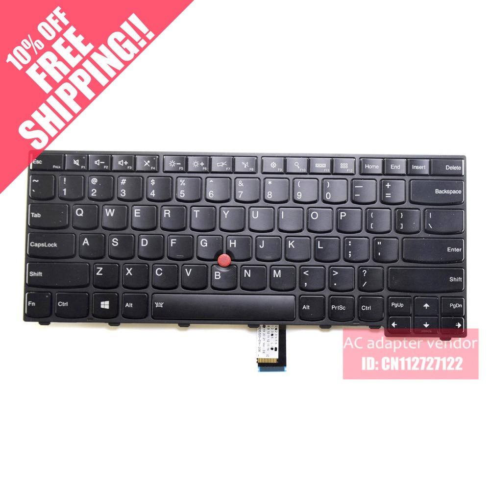 New FOR Thinkpad T431S T440 T440P T440S E431 E440 keyboard with backlight ru laptop keyboard for lenovo for ibm t440s t440p t440 e431 t431s e440 l440 t450 black new russian with backlight