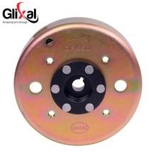 Glixal Магнето маховик ротора для GY6 49cc 50cc 139QMB 139QMA Скутер мопед ATV картинг двигатель(8 полюсов