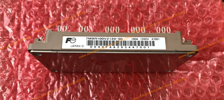 Free Shipping  NEW  7MBR100VZ120-50  MODULE