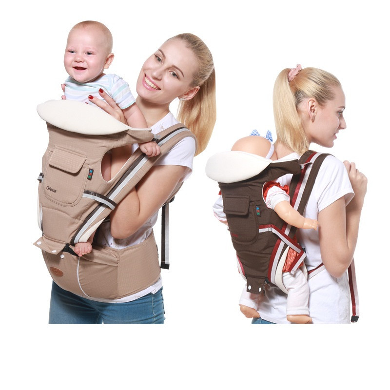 2018 New Hipseat for Newborn And Prevent O-Type Legs 6 in 1 Carry Style Loading Bear 20Kg Ergonomic Baby Carriers Kid Sling new infant backpack hip seat newborn prevent o type legs 4 in 1 carry style loading bear 20kg ergonomic baby carriers kid sling