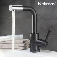 Bathroom Faucets Mixer 360 Degree Swivel Easy Wash Tap For Basin Sink And Kitchen Cold And