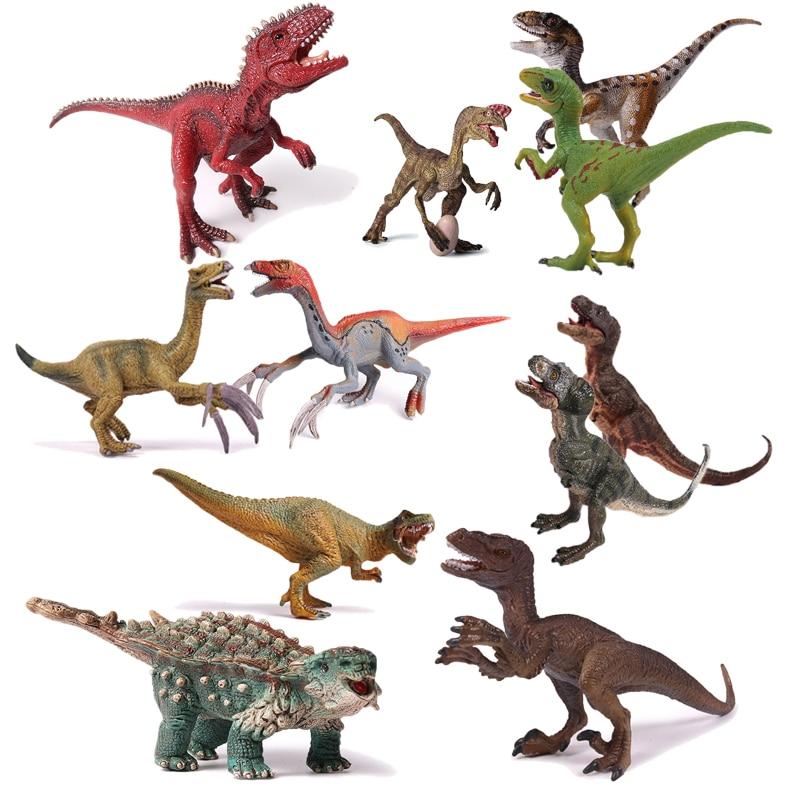 Jurassic World Park dinoszaurusz műanyag játék modell - Játék figurák