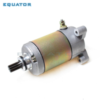 Motorcycle dirt pit bike eging parts Kazuma 500 500CC 4x4 Quad ATV 12v Starter starting xinyang XY start Motor Polaris Parts