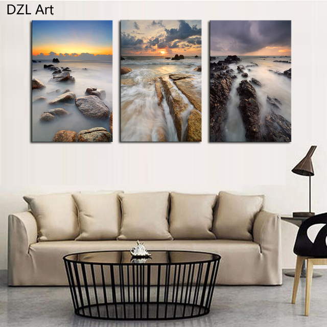 Home decor picture sets in 3