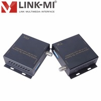 LINK MI CX500 HDMI Extender 500M over Coaxial cable (SYV 75/RG59) long distance transmission up to 500 meters up to 1080P@60Hz