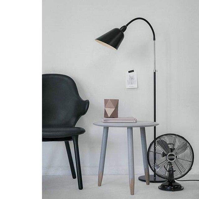 Moderne lampe d\'éclairage Arne Jacobsen Bellevue AJ2 Lampadaire en ...