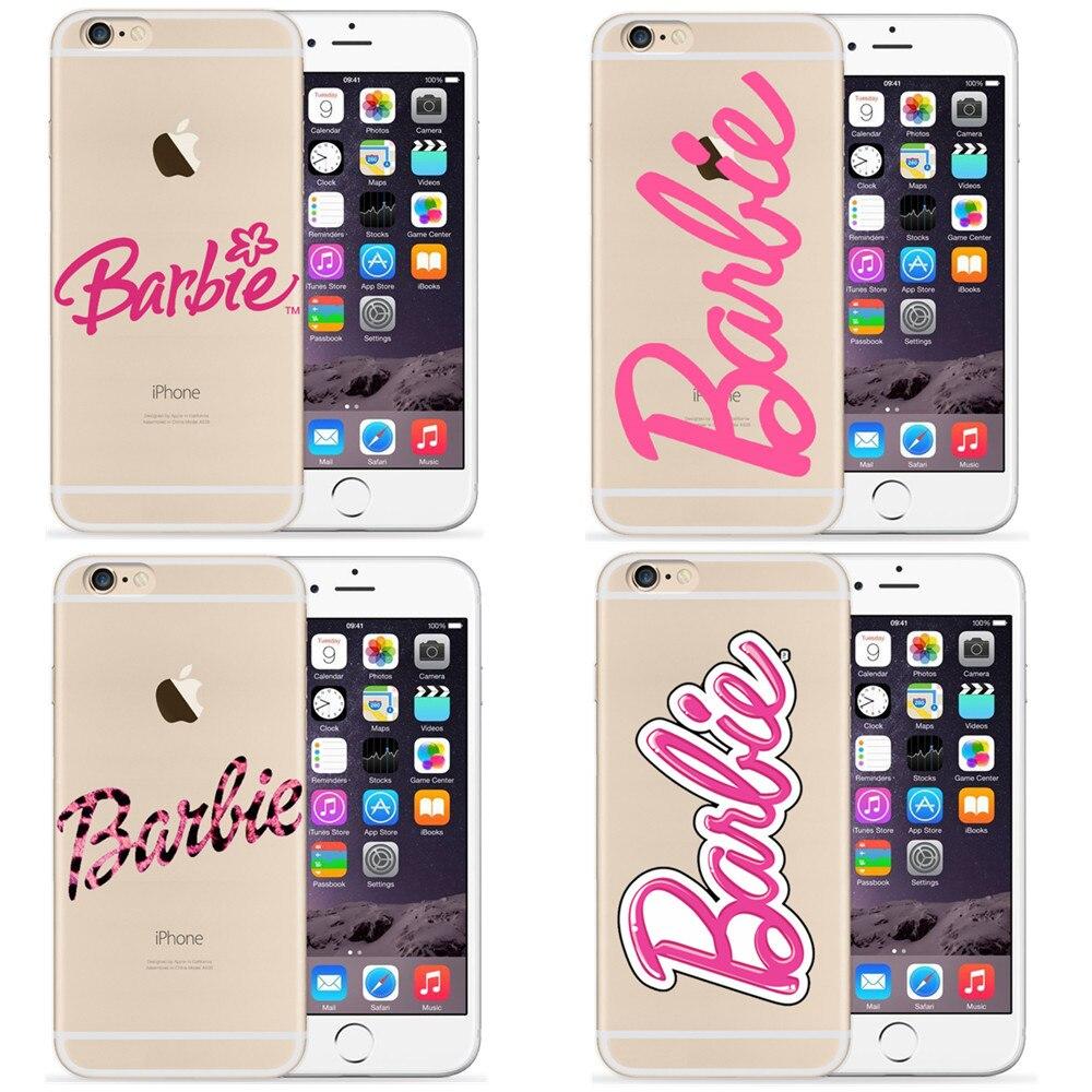 coque iphone 8 barbie