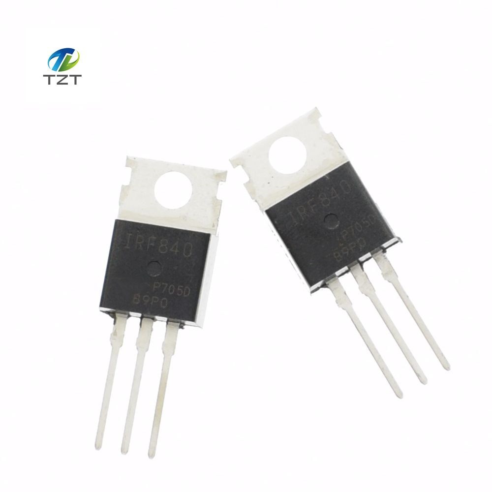 90f4d35e34d Hot Sale 10PCS IRF840PBF IRF840 TO-220 - Curvephoneknh