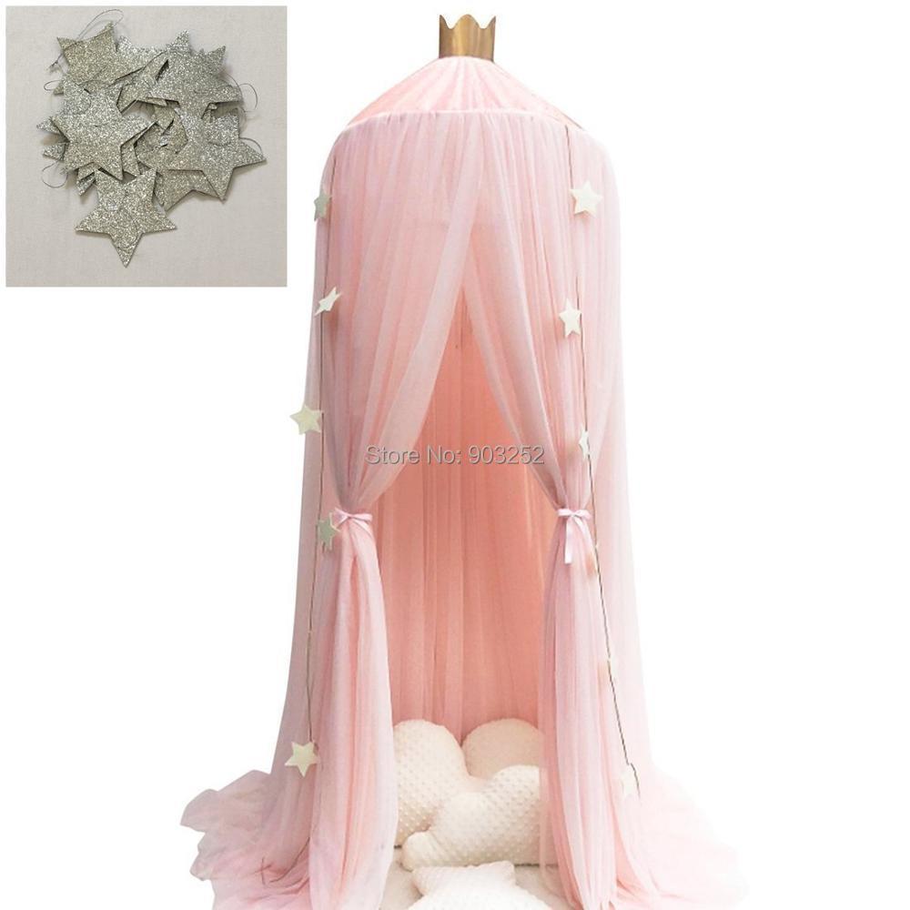 INS модели золото и серебро пятиконечная палатка со звездами Украшение Аксессуары декор комнаты