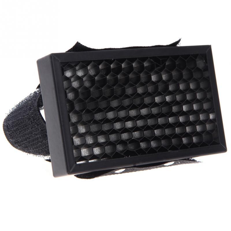 Honeycomb Honey Comb Grid Soft Box Flash Diffuser Softbox Bouncer for Canon 580EX 430EX 380EX SB600 AB800 DB900 for Nikon вспышка для фотокамеры fotga canon 430ex 580ex nikon sb800 sb900 yongnuo rf602