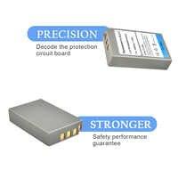 1X PS-BLS5 BLS-5 BLS5 BLS-50 BLS50 Camera Battery for Olympus PEN E-PL2,E-PL5,E-PL6,E-PL7,E-PM2,OM-D E-M10,E-M10 II, Stylus1 L15