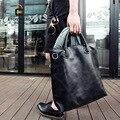 2016 novo macho Coreano Saco Da Forma multi-purpose Bolsa de Ombro Mensageiro Saco ocasional do saco da bolsa