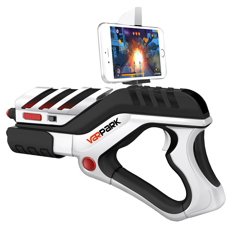 [Cobirey] VRARguns Bluetooth real mobile games augmented reality enhanced smart decompression AR handles shooting game for child