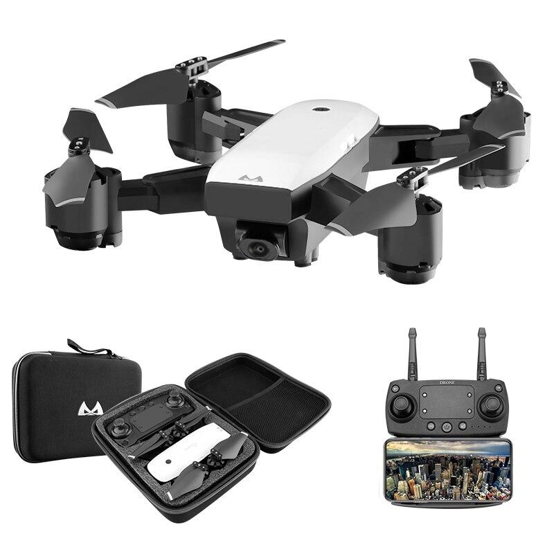 SMRC S20W S20 6 Essieux Gyro Mini rc Drone Jouets Avec 720 P/1080 P Grand Angle GPS Caméra 2.4G le Maintien D'altitude RC Quadcopter Dron Cadeau