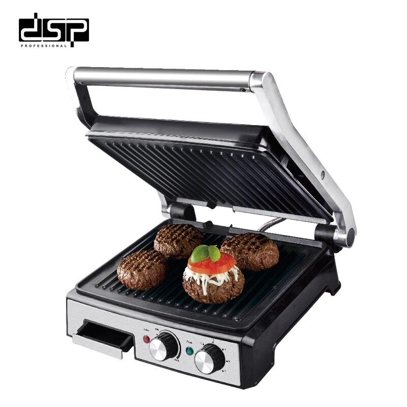 DSP новое поколение Professional барбекю Электрический противни для потребительских и коммерческих управление Temperature220-240V