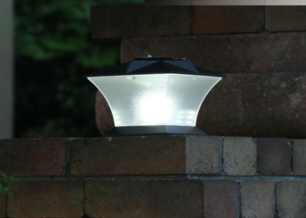 Led Fence Post Lights