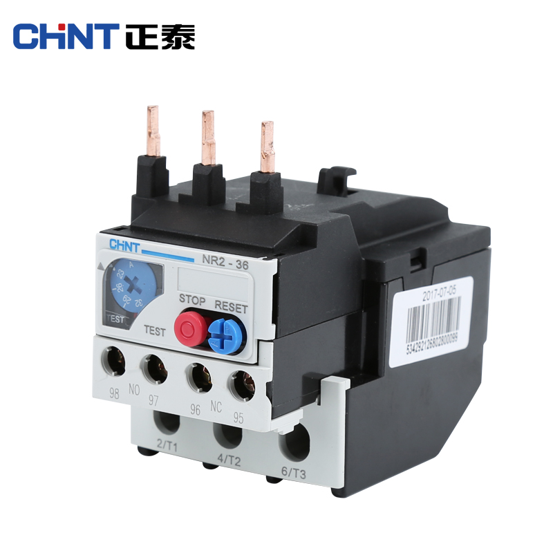 30-40A Thermal Overload Relay NR2-93 CHINT