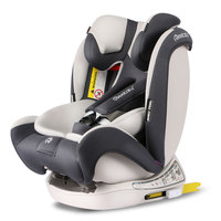 REEBABY Child Safety Seat for Automobiles Full Injection Molded Isfix Hard Interface Baby Safety Seat for 0 12 Years Old