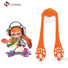 Splatoon 2 Inkling Squid Sombrero de Cosplay Party Balaclava Divertido Carniva Disfraces de Halloween Accesorios Regalo para Niños Adultos CosDaddy