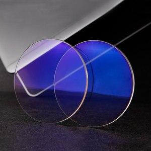 Image 5 - 1.61 抗ブルーレイ処方光学眼鏡眼鏡レンズ 1 ペア rx できるレンズ送料アセンブリとメガネフレーム