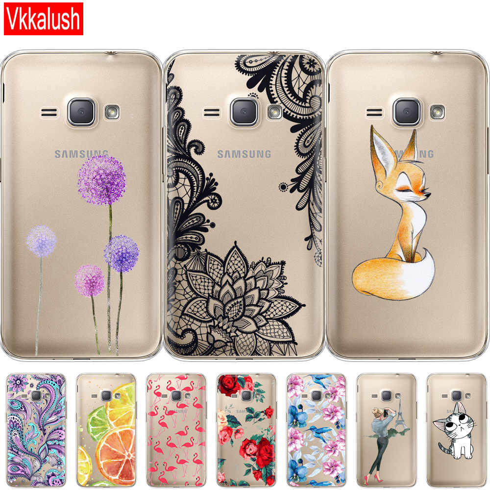 <font><b>Case</b></font> <font><b>For</b></font> <font><b>Samsung</b></font> <font><b>Galaxy</b></font> J1 2016 J120 <font><b>J120F</b></font> SM-<font><b>J120F</b></font> Soft TPU Back Cover <font><b>Case</b></font> <font><b>For</b></font> <font><b>Samsung</b></font> <font><b>Galaxy</b></font> J1 360 Full Protective Printing image