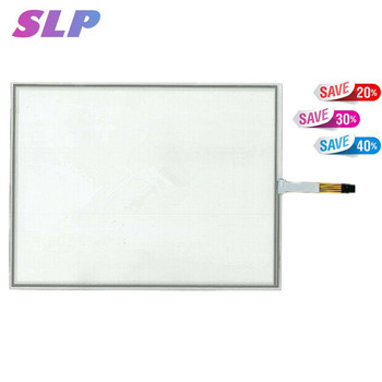 Skylarpu New 15inch 322mm*247mm touch panel digitizer For Industrial control equipment touch pad + USB driver board