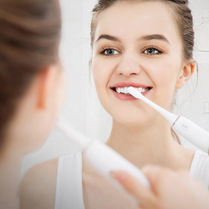 Xiaomi Soocas X3 brosse à dents électrique sonique brosse à dents USB Rechargeable adulte étanche Ultra sonique automatique mijia - 2