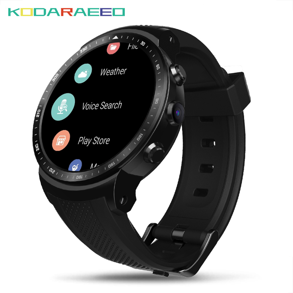 Thor PRO Smartwatch Android 5.1 MTK6580 Quad Core 1GB 16GB 2.0 MP Camera Heart Rate tracker Monitor 3G GPS WIFI Smart Watch цена