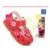 Nina Zapatos Sandalia Infantil 2016 Verão Florais Meninas Sandálias Princesa Crianças Sapatos Para Bebê Meninas Criança Legal Escândalos