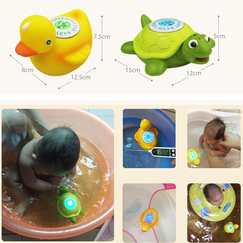Pequeño juguete flotante del plástico del PVC de la tina de baño - Juguetes clásicos - foto 3