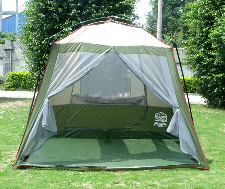 5 8 person large family tent c&ing tent sun shelter gazebo beach tent 1 room 1 hall for Advertising/exhibition tourist tent-in Tents from Sports ... & 5 8 person large family tent camping tent sun shelter gazebo beach ...