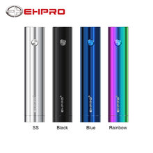 TC MOD Ehpro 101 Pro Mod Pen-estilo Original com Saída Máxima de 75 w & 0.69 Polegada OLED exibição No 18650 Bateria VS Ehpro 101 50 w