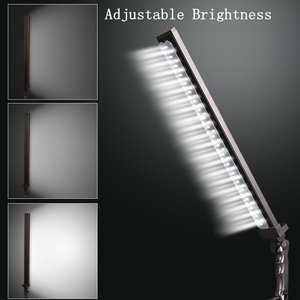 Image 3 - GSKAIWEN צילום אור סטודיו LED תאורת ערכת מתכוונן אור עם אור Stand חצובה צילום וידאו למלא אור