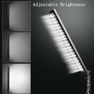 Image 3 - GSKAIWEN 사진 조명 스튜디오 LED 조명 키트 라이트 스탠드 삼각대와 조절 라이트 사진 비디오 채우기 라이트