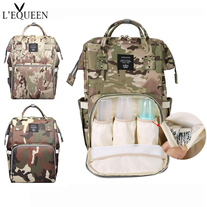 Multifunction Waterproof Mummy Diaper Backpack Maternity Nappy Bag Large Capacity Mom Baby Outdoor Travel Bags For Baby CareMultifunction Waterproof Mummy Diaper Backpack Maternity Nappy Bag Large Capacity Mom Baby Outdoor Travel Bags For Baby Care