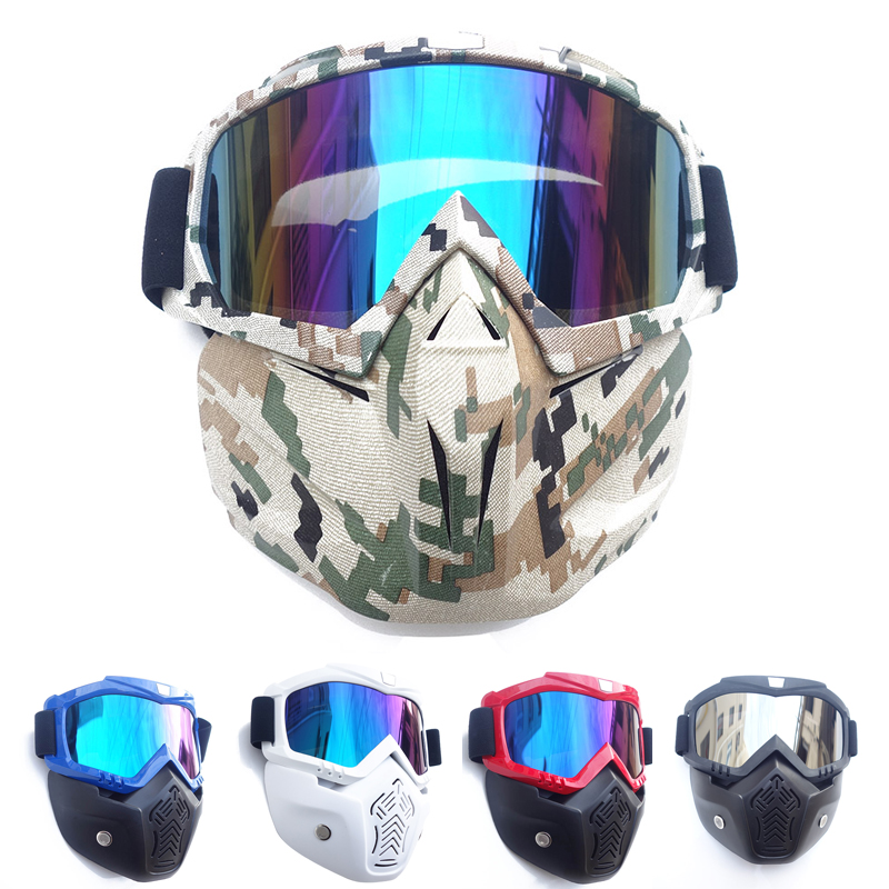 Nerf Glasses Harley Tactical Mask Harley Goggle Glasses for Nerf Toy Gun Game Nerf Rival Ball Outdoor CS Masks Nerf