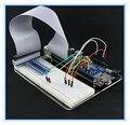 Raspberry Pi acrílico Plataforma Experimental Placa para Arduino UNO R3 2 modelo B/B + e UNO R3 com KIT Placa de Ensaio