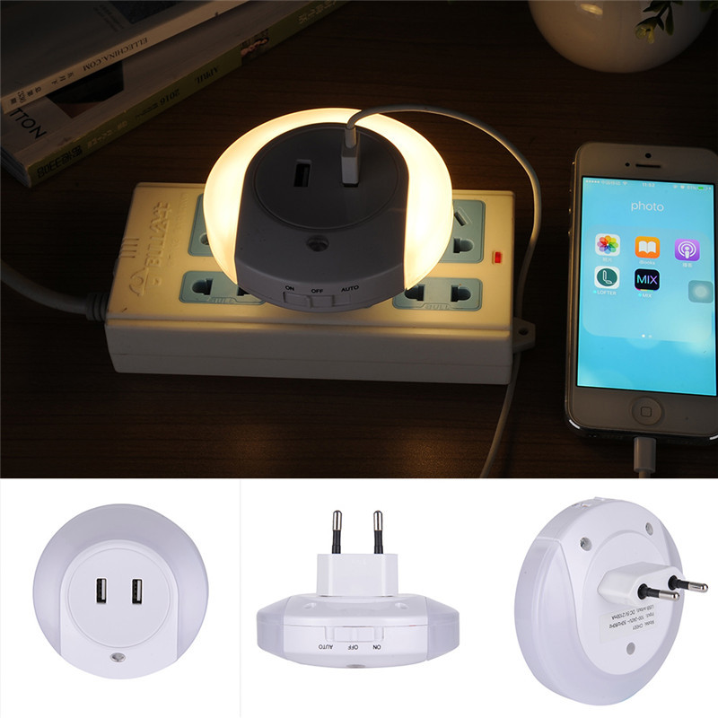 Ac 110-220v Led Night Light Body Pir Infrared Motion Sensor Light For Baby Childrens Room Bedside Night Lamp Cm065 Relieving Heat And Thirst. Electrical Sockets