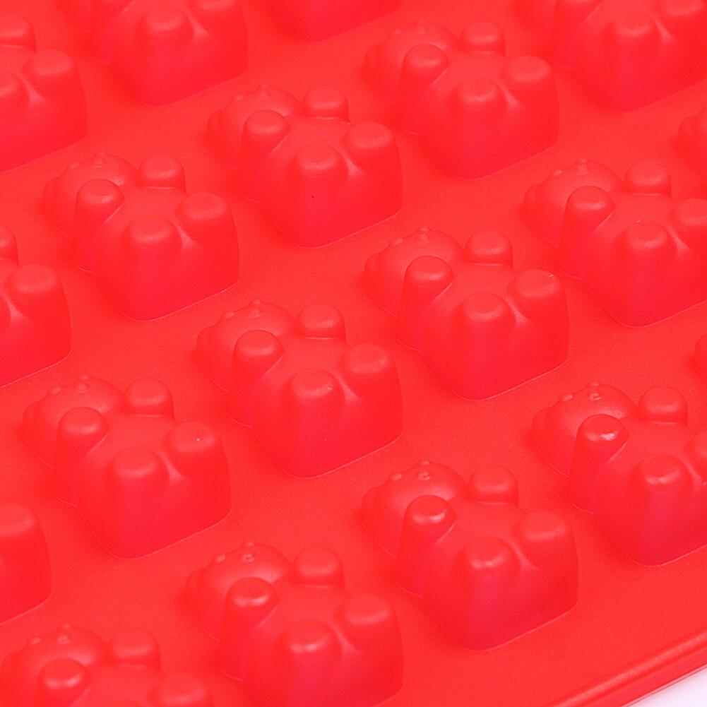 Silikoonvorm 50 karukese kujulise jää või kommide tegemiseks