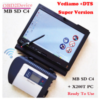 2015 Top Rate Mb Star C4 With Lenovo Netbook X61T Software 07 2015 Get Free Gift