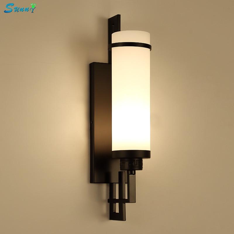 Modern LED Bedside Reading Wall Light Simple Wall Lamp Headlight Bedroom Hotel
