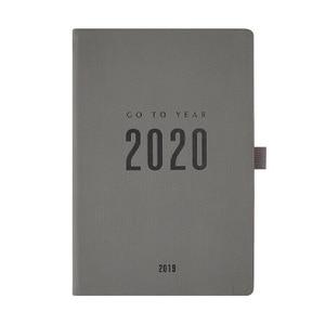 Image 5 - סדר יום 2020 מארגן מתכנן מחברת וכתבי עת A5 יומן הערה ספר חודשי שבועי אישי נסיעות Handbook פנקס לוח זמנים