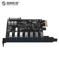 ORICO SuperSpeed USB3 0 2 4 5 7 Ports PCI E PCI E Express Riser Card