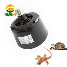 Fan Reptile-Incubator-Box Pet-Heater Heating-Lamp Temperature-Controller Turtle Lizard