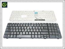 Rusa Del Teclado para HP Pavilion G71 Compaq CQ71 MP-07F13SU-920 V116646BS1 RU Negro teclado del ordenador portátil