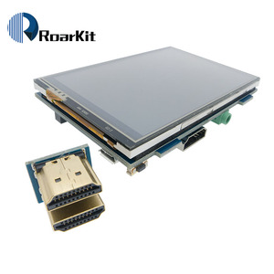 Image 5 - Raspberry Pi 3.5 inch HDMI LCD touchscreen 3.5 inch display 60 fps 1920*1080 IPS beter dan 5 inch en 7 inch