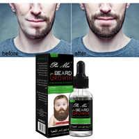 New Barbe Beard Essentital Oil Beard Growth Enhancer Pure Natural Nutrients Beard Oil for Men Facial Nutrition Beard Care Kit